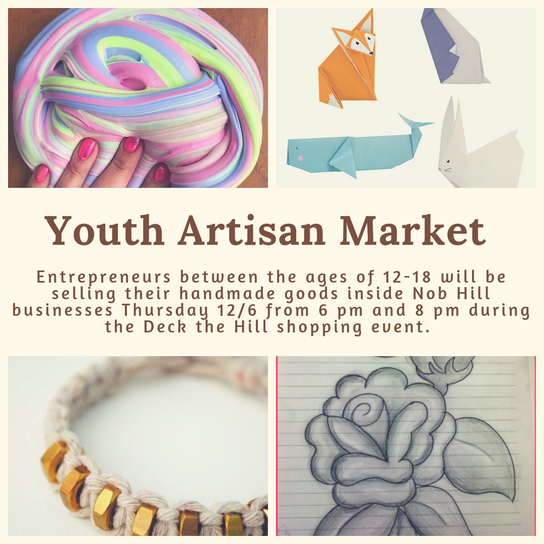 Youth Artisan Market